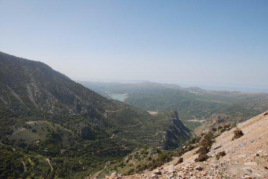 Lasithi Prefecture, Grecia: mooie vergezichten, frisse wind