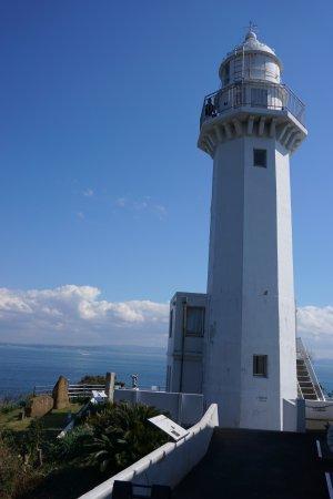 Kannonzaki Lighthouse: 灯台全景