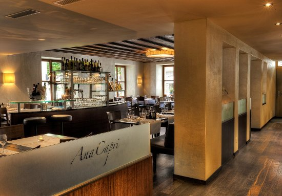 Ristorante AnaCapri: Geniessen Sie feine italienische Gerichte in Solothurn.