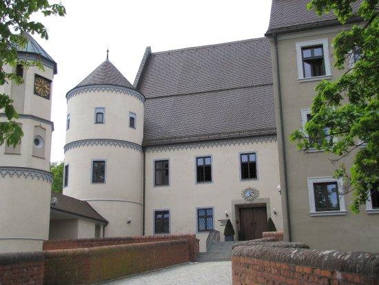 Schloss Wertingen