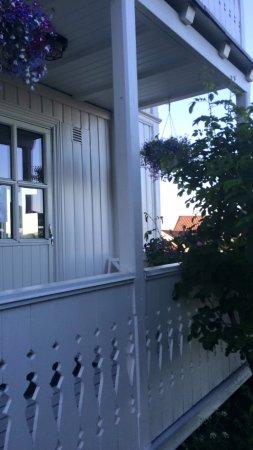 Vollen, Norwegia: Beautiful English country garden