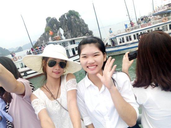 Provinz Quang Ninh, Vietnam: Vietnamese girl