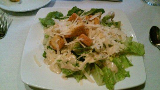Paradise, PA: Ceasr salad
