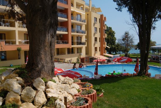 Panorama beach apartments nessebar bulgarien for Appart hotel 56