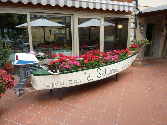 San Feliciano, Italy: Main entrance