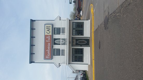 Flambeau Falls Cafe - Ladysmith, WI