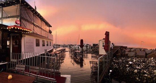 Romantik på molen