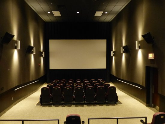 Sewickley, PA: The intimate 68-seat Huntington Bank Screening Room, perfect for festival films.