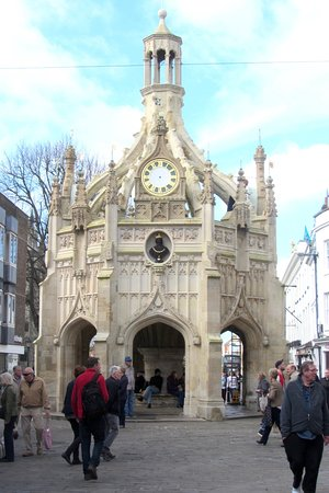Chichester's Market Cross