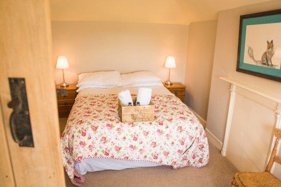 Doxford Farm Cottages: East End double