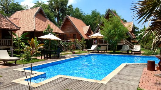 Angkor Heart Bungalow Bungalows And Swimming Pool