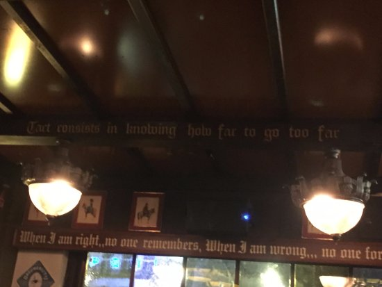 The Old Bell: great English feel to this pub