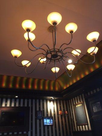 Attractive And Subtle Lighting Picture Of Au Bureau Le