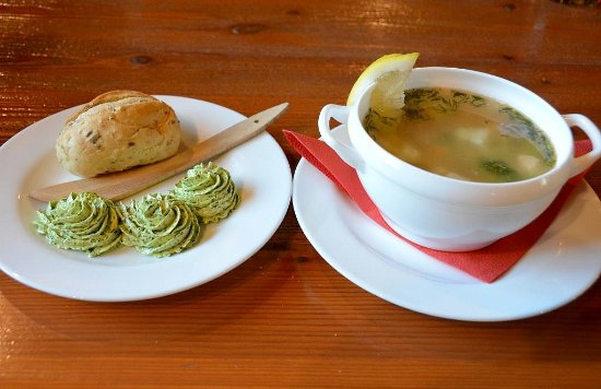 Kaarma, Estonia: Рыбный суп