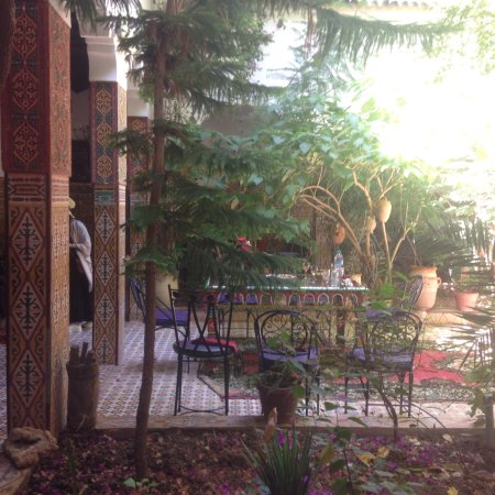 Riad Maryam Restaurant: photo2.jpg