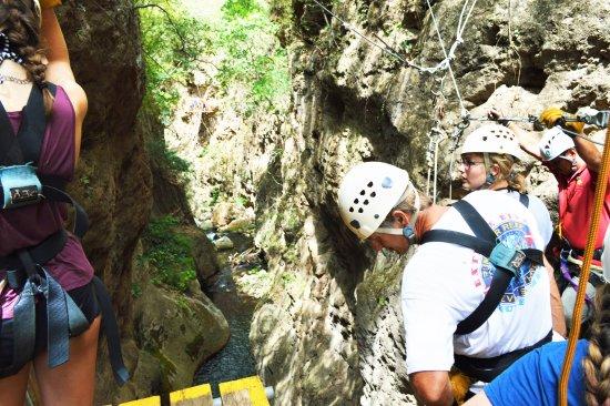 Playa Grande, Costa Rica: Zip Line Tour - Ricon De La Vieja National Park