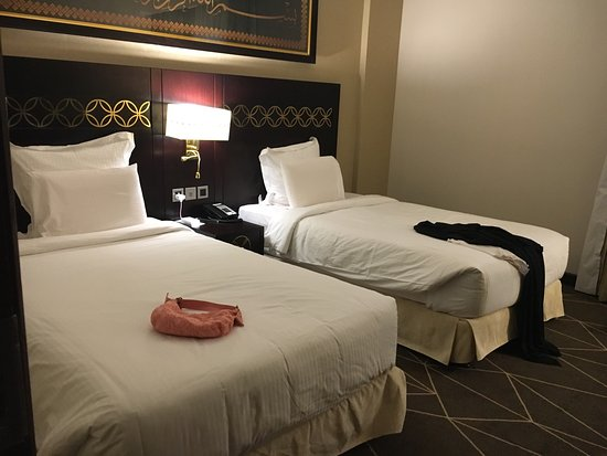 Two Bedroom Suite Clearly The Cleaning And Housekeeping Needs To Be Paid More Attention To