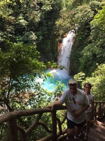 Playa Grande, Costa Rica: Hiking Tour - Rio Celeste, Volcan Tenorio National Park
