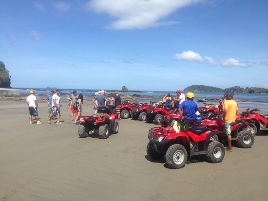 Playa Grande, Costa Rica: ATV Tour Playa Conchal