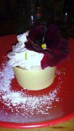 L'instinct Gourmand: Dessert parfait pour finir le repas sur de douces notes fruitées !