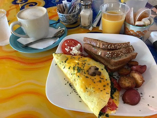 Belleview, Floride : Just had a amazing breakfast.
