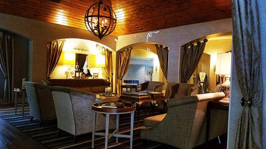 Braselton, GA: The spa lounge