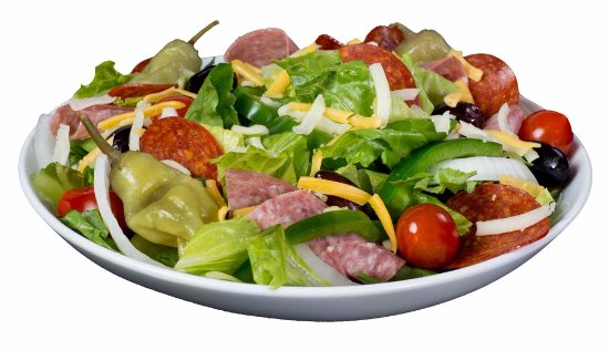 Harwood Heights, Илинойс: Antipasto Salad