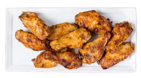 Harwood Heights, Илинойс: Barbeque Wings