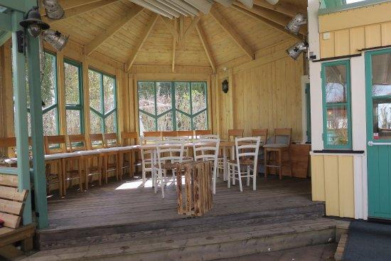Trosa, Sweden: Trevlig lokal