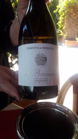 La Piazzetta: Vino