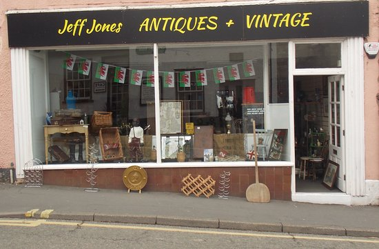 Jeff Jones Antiques and Vintage