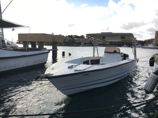 Kralendijk, Bonaire: @Harbour