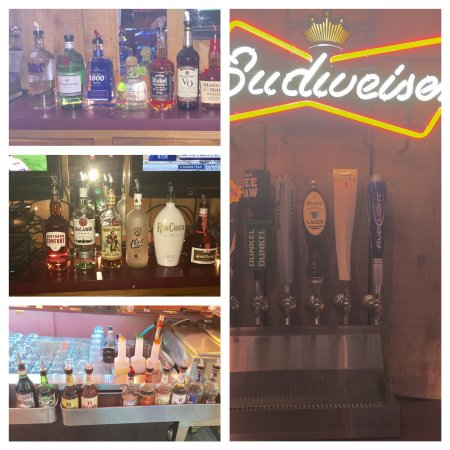 Full bar picture of fox hound restaurant newport for Dining in newport tn