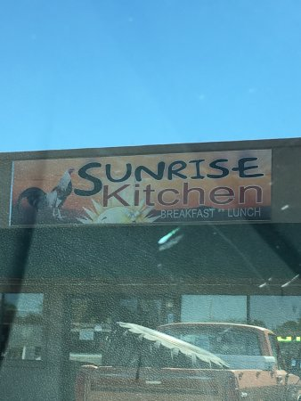 Sunrise Kitchen Mexican & American Food