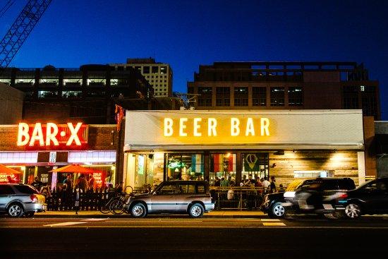Salt Lake City, UT: Bar X and Beer Bar
