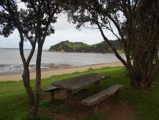 Isla Waiheke, Nueva Zelanda: Man O' War Bay