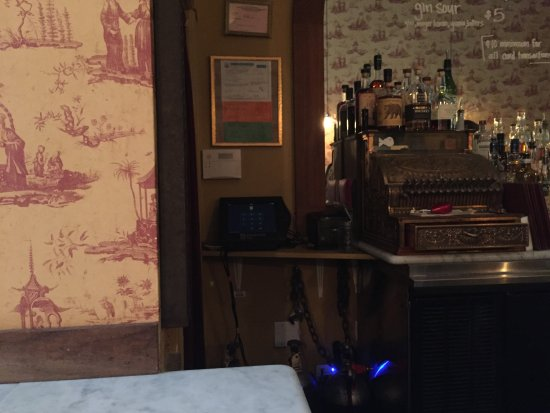 Two Sisters Bar and Books, San Francisco - Hayes Valley - Restaurant ...