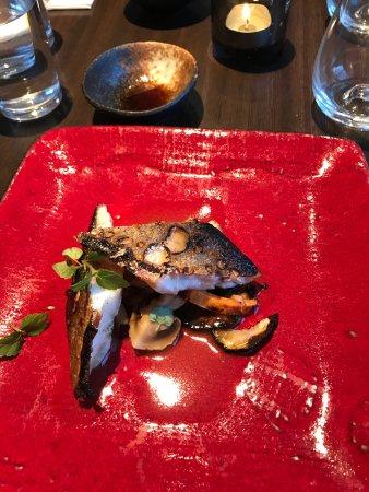 ShinNori: Havsabborre med delikat skinn
