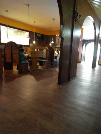 Jasper, IN: Miranda's Restaurant