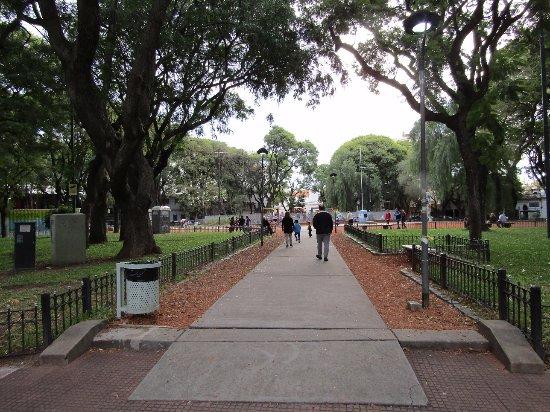 Plaza Benito Nazar
