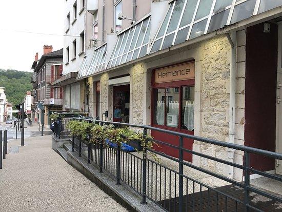 Bellegarde sur Valserine, Франция: photo0.jpg