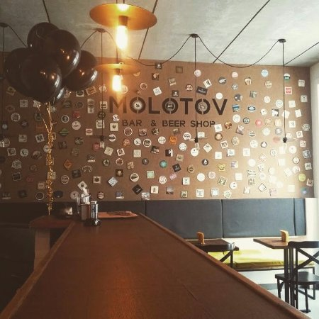 Molotov Bar & Beer Shop