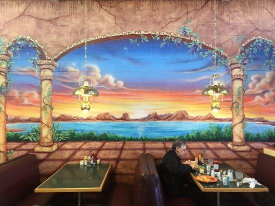 Edgewood, NM: Mural