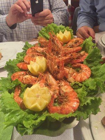 Maxeville, Francia: Restaurant Beira Mar