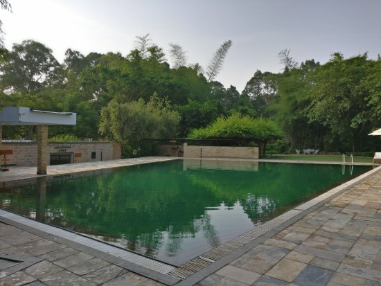 Amanvana spa resort coorg updated 2018 reviews price comparison kushalnagar india Hotels in coorg with swimming pool