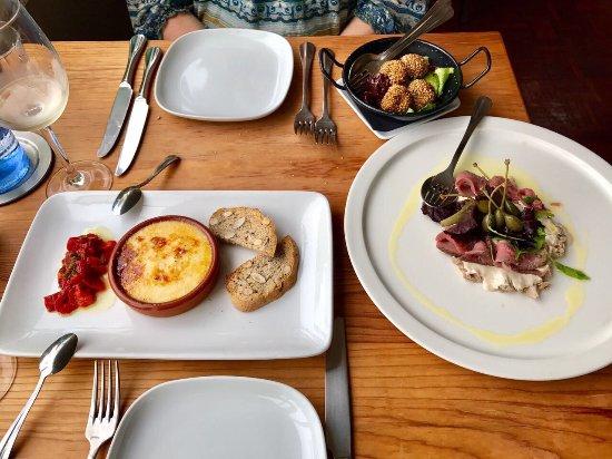 El Paso, Espanha: Restaurante Franchipani