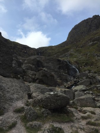 County Waterford, Irlande : Mahon Falls