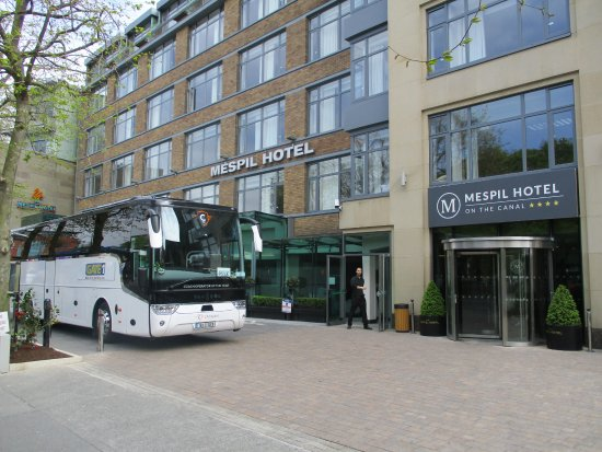 Hotel exterior - Picture of Mespil Hotel, Dublin - TripAdvisor