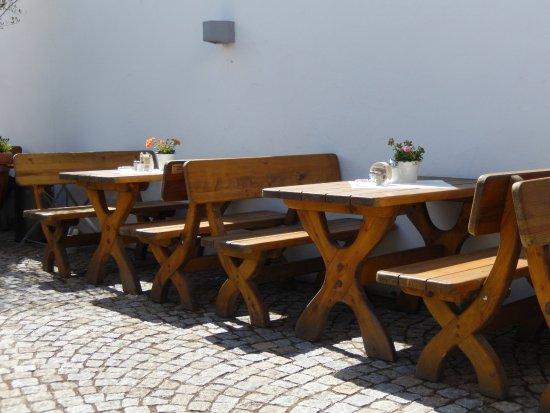 Верхняя Бавария, Германия: Klosterwirt im Aussenbereich