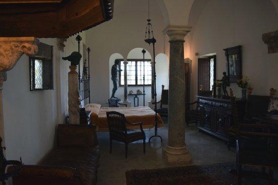 La camera da letto picture of villa san michele - La camera da letto ...